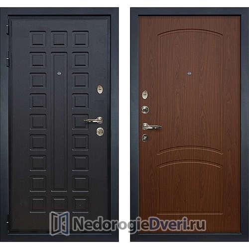 Входная дверь Лекс Гладиатор 3К (№11 Береза мореная)