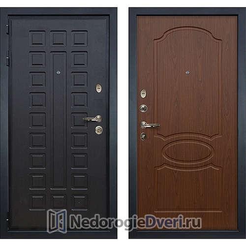 Входная дверь Лекс Гладиатор 3К (№12 Береза мореная)