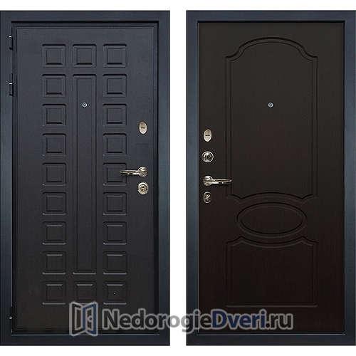 Входная дверь Лекс Гладиатор 3К (№13 Венге)