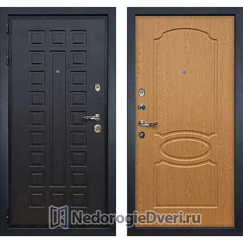 Входная дверь Лекс Гладиатор 3К (№15 Дуб натуральный)