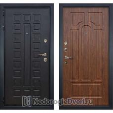 Металлическая дверь Лекс Гладиатор 3К (№26 Береза мореная)