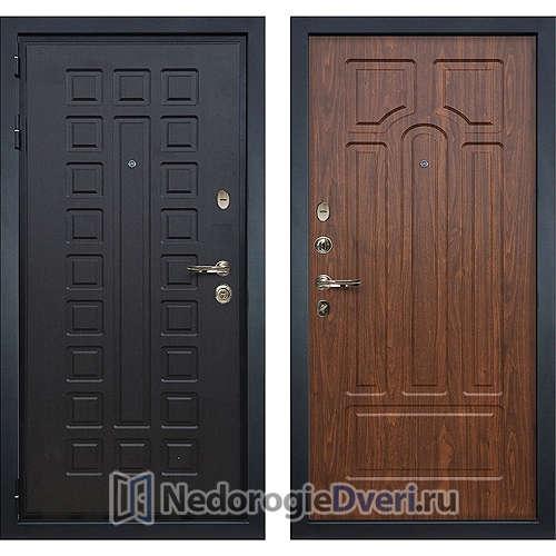 Входная дверь Лекс Гладиатор 3К (№26 Береза мореная)