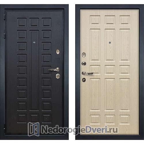 Входная дверь Лекс Гладиатор 3К (№28 Беленый дуб)