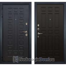 Металлическая дверь Лекс Гладиатор 3К (№29 Венге)