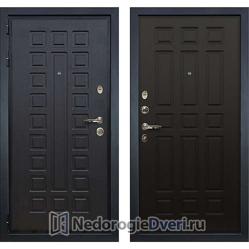 Входная дверь Лекс Гладиатор 3К (№29 Венге)