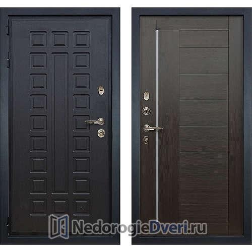 Входная дверь Лекс Гладиатор 3К (№39 Венге)
