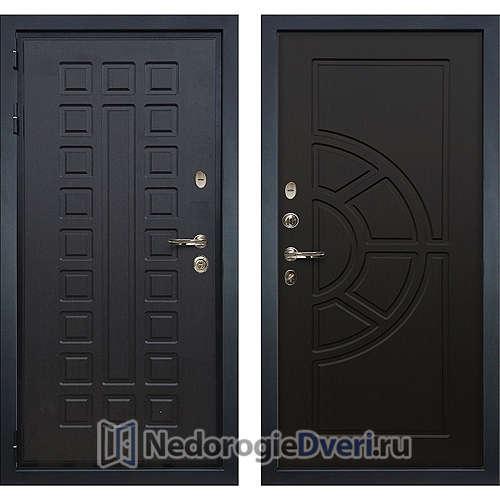 Входная дверь Лекс Гладиатор 3К (№43 Венге)