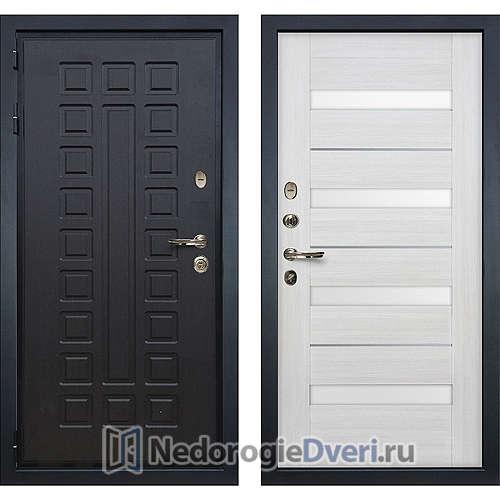Входная дверь Лекс Гладиатор 3К (№46 Беленый дуб)