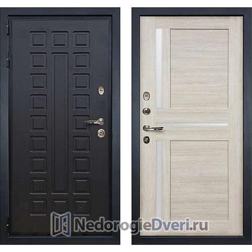 Входная дверь Лекс Гладиатор 3К (№49 Ясень кремовый)