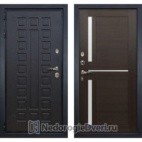 Входная дверь Лекс Гладиатор 3К (№50 Венге)