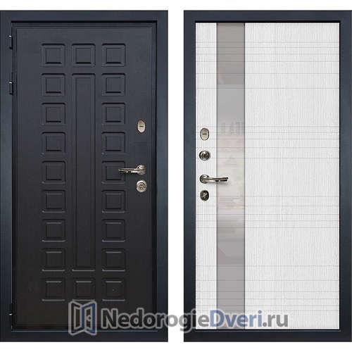 Входная дверь Лекс Гладиатор 3К (№52 Беленый дуб)