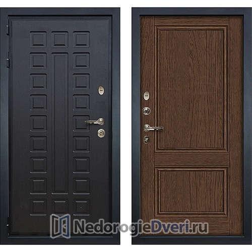 Входная дверь Лекс Гладиатор 3К (№57 Энигма 1 Орех)