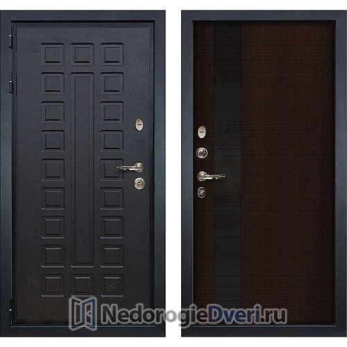 Входная дверь Лекс Гладиатор 3К (№53 Венге)