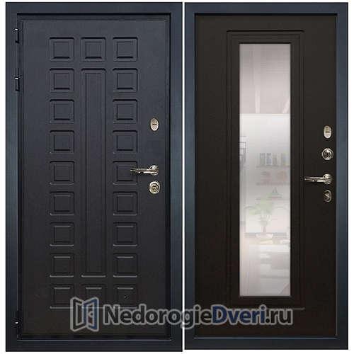 Входная дверь Лекс Гладиатор 3К (№22 Венге)