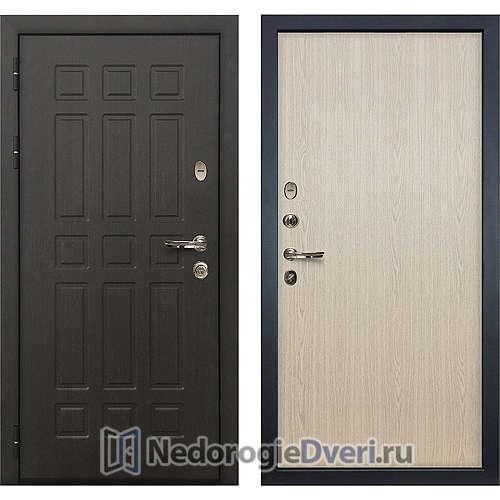 Входная дверь Лекс Сенатор (№1 Беленый дуб)