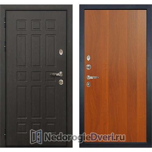 Входная дверь Лекс Сенатор (№3 Итальянский орех)