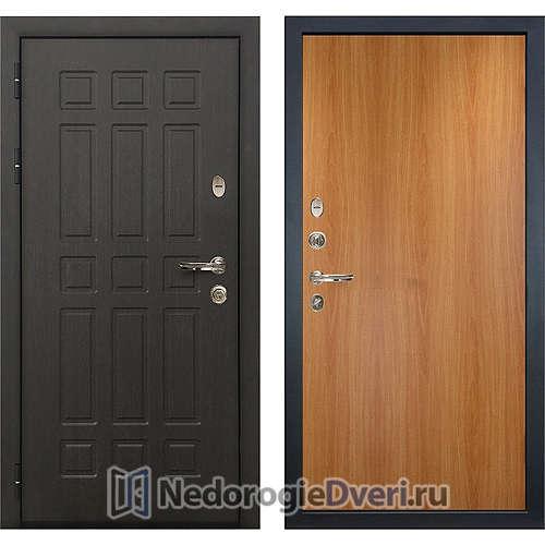 Входная дверь Лекс Сенатор (№4 Миланский орех)