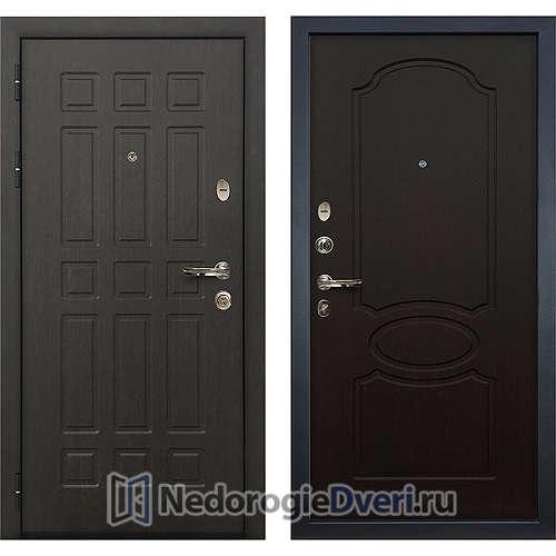 Входная дверь Лекс Сенатор (№13 Венге)