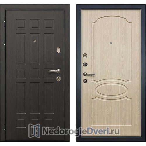 Входная дверь Лекс Сенатор (№14 Беленый дуб)