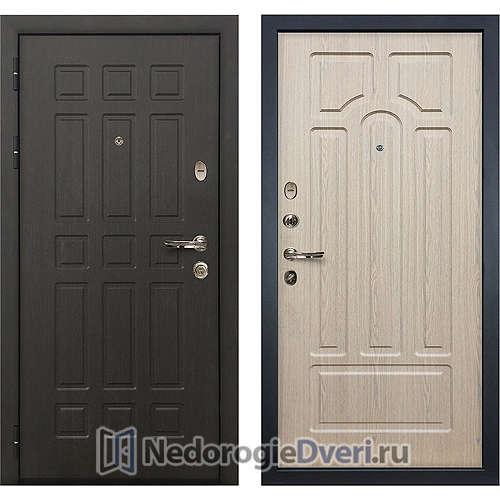 Входная дверь Лекс Сенатор (№25 Беленый дуб)