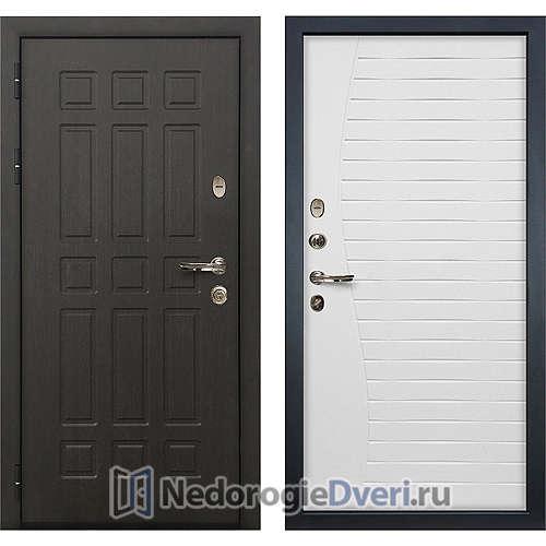 Входная дверь Лекс Сенатор (№36 Белый Ясень)