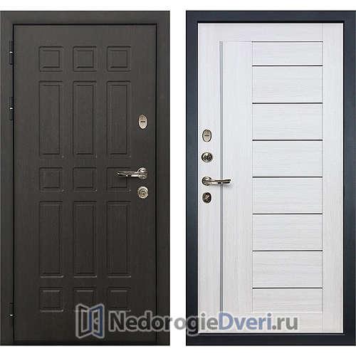 Входная дверь Лекс Сенатор (№38 Беленый дуб)