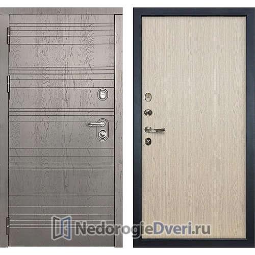 Входная дверь Лекс Легион (№1 Беленый дуб)