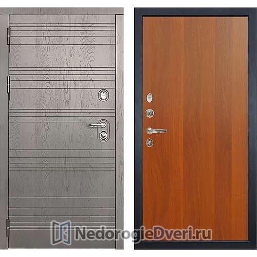 Входная дверь Лекс Легион (№3 Итальянский Орех)