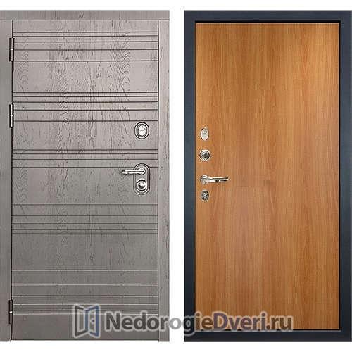 Входная дверь Лекс Легион (№4 Миланский орех)