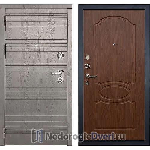 Входная дверь Лекс Легион (№12 Береза мореная)