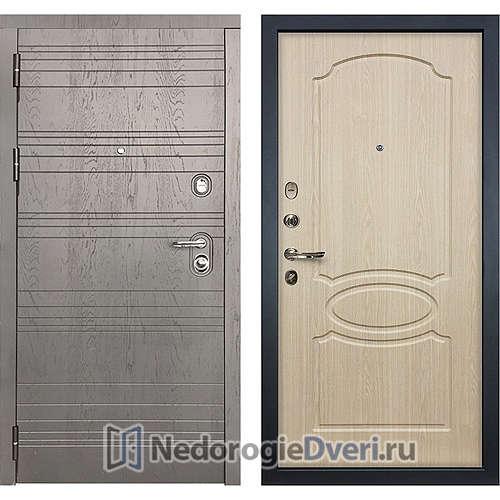 Входная дверь Лекс Легион (№14 Беленый дуб)