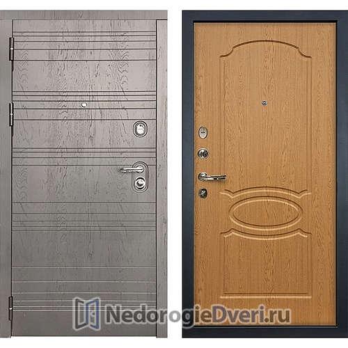 Входная дверь Лекс Легион (№15 Дуб натуральный)