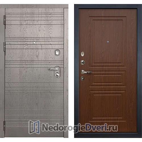 Входная дверь Лекс Легион (№19 Береза мореная)