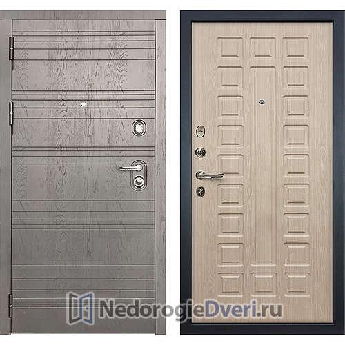 Входная дверь Лекс Легион (№20 Беленый дуб)