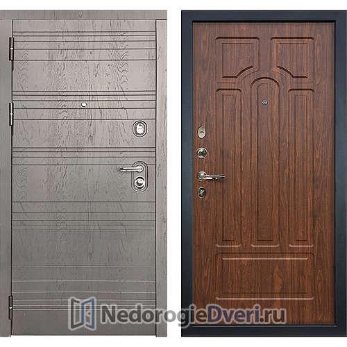 Входная дверь Лекс Легион (№26 Береза мореная)