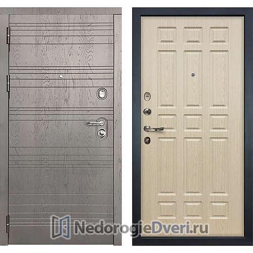 Входная дверь Лекс Легион (№28 Беленый дуб)