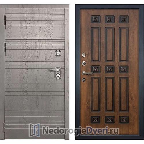 Входная дверь Лекс Легион (№33 Golden патина чёрная)