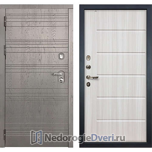 Входная дверь Лекс Легион (№42 Сандал Белый)