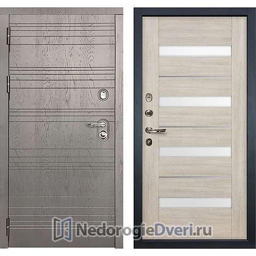 Входная дверь Лекс Легион (№48 Ясень кремовый)