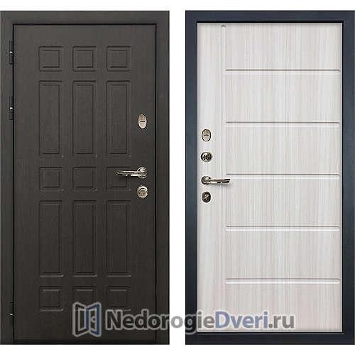 Входная дверь Лекс Сенатор (№42 Сандал белый)