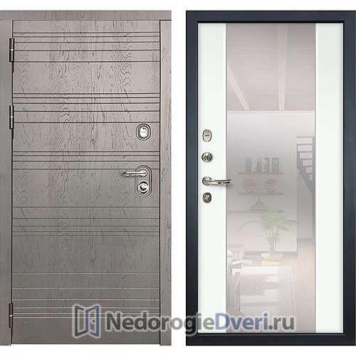 Входная дверь Лекс Легион (№61 Белый с зеркалом)
