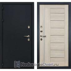 Металлическая дверь Лекс Рим (№40 Ясень кремовый)
