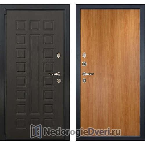 Входная дверь Лекс Неаполь Mottura Cisa (№4 Миланский орех)