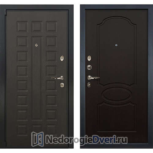 Входная дверь Лекс Неаполь Mottura Cisa (№13 Венге)