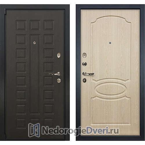 Входная дверь Лекс Неаполь Mottura Cisa (№14 Беленый дуб)