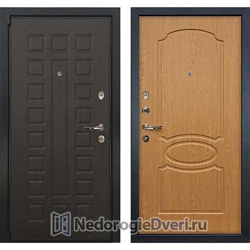 Входная дверь Лекс Неаполь Mottura Cisa (№15 Дуб натуральный)