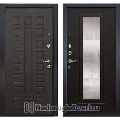 Входная дверь Лекс Неаполь Mottura Cisa (№22 Венге с зеркалом)