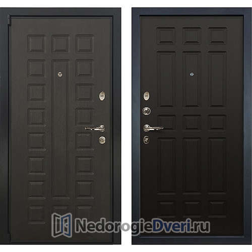 Входная дверь Лекс Неаполь Mottura Cisa (№29 Венге)