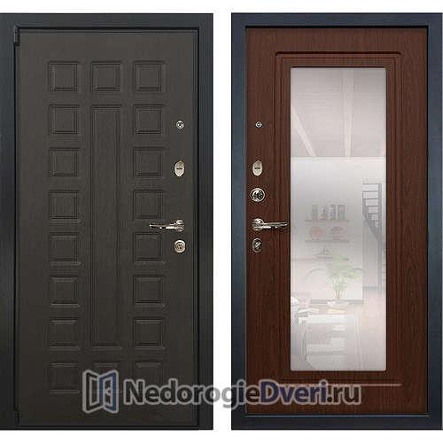 Входная дверь Лекс Неаполь Mottura Cisa (№30 Береза мореная с зеркалом)