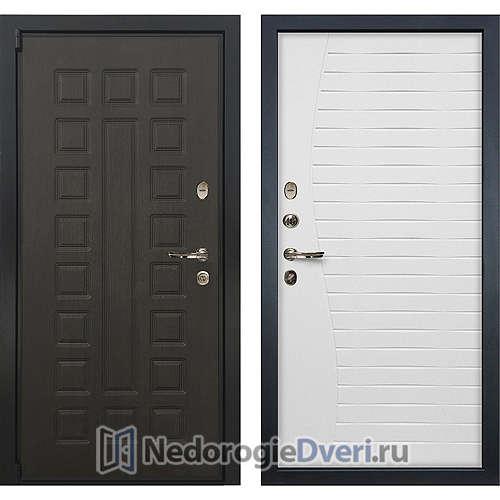 Входная дверь Лекс Неаполь Mottura Cisa (№36 Белый ясень)